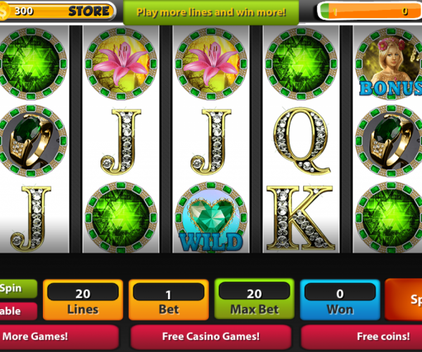 TECHNIQUES TO WIN AT SLOTS CASINO