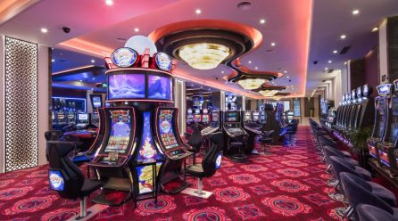 Games – Slot Machines