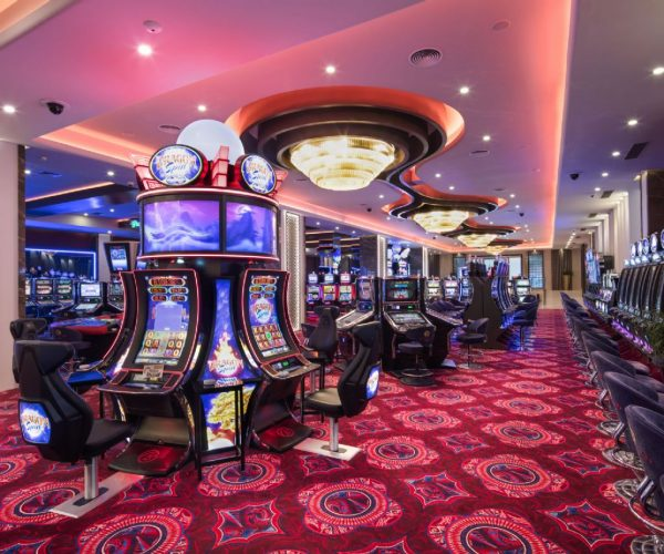 Games – Slot Machines