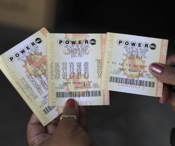 The Best Way to Enjoy the Lottery Online is to Simply Have Fun