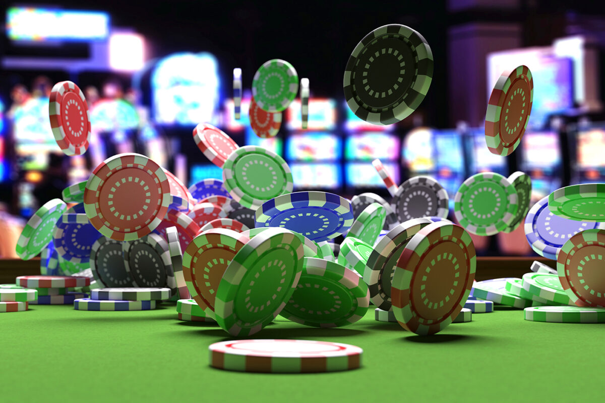 Here's how live casinos have modified online poker and gambling industry