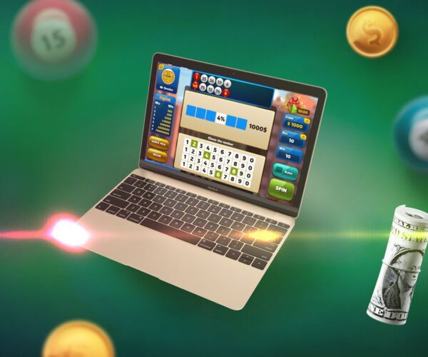 Here's how to act if you win an online lotto game