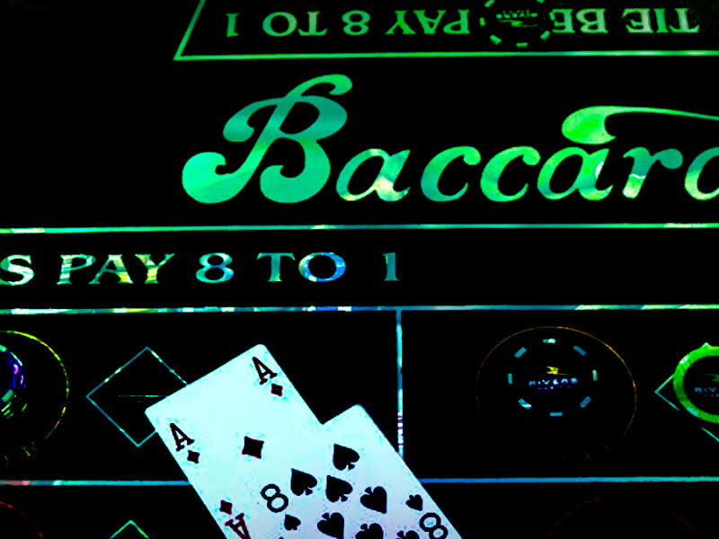 The best reasons why you should definitely play Baccarat