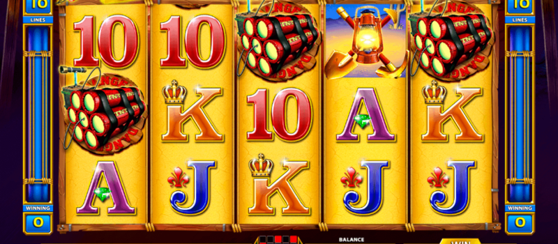 Online Slot Machines And Its Treasure Trove Of Expediency, Exhilaration, And Rewards